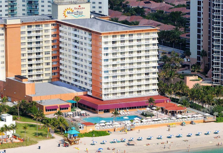The Aventura Beach Club   Picture 2